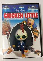 Video DVD - Chicken Little - Disney LIKE NEW (LN) WORLDWIDE