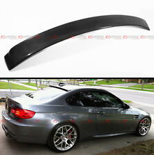 AC STYLE REAL CARBON FIBER REAR ROOF TOP SPOILER WING FOR BMW E92 M3 2 DR COUPE