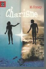 Charisme.Michael G CONEY.Livre de poche Science Fiction SF4