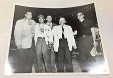 vintage 8x10 baseball press photo ~ CLEVELAND INDIANS?  LITTLE LEAGUE? unknown