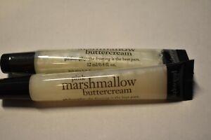 2 Pack - Philosophy Pink Marshmallow Buttercream Lip Shine - $16.00($8 each)