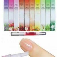 12 Styles Taste Cuticle Revitalizer Oil Pen Nail Art Treatment Care Nutrition A8