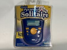 Pocket Pyramid Solitaire Radica Hand Held Portable Card Video Game New in Box
