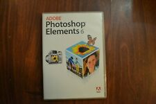 Adobe Photoshop Elements 6 with Serial Number for Windows PC