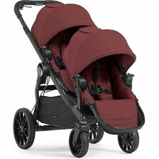 Baby Jogger 2017 City Select LUX Double Stroller in Port Brand New!! Free Ship!