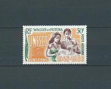 WALLIS et FUTUNA - 1966 YT 28 - POSTE AERIENNE - TIMBRE NEUF* charnière