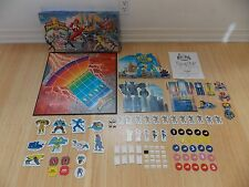 1994 Vintage Mighty Morphin Power Rangers Board Game Milton Bradley