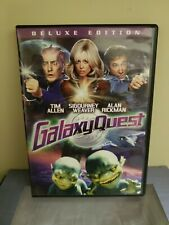 galaxy quest dvd movie