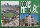 Coors Field Baseball Stadium in Denver, Colorado - Home of MLB Colorado Rockies