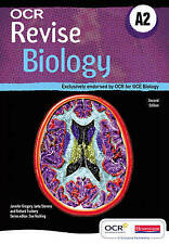 OCR Revise A2 Biology, 2nd Edition, Very Good Condition.