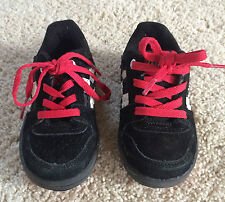 1 pair of gently used LEGO boys size 5 toddler shoes