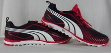NEW Women's Puma FAAS Lite Spikeless Golf Shoes ECO OrthoLite Black/Pink Size 10