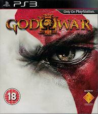 God of War 3, Sony Playstation 3 game Complete, PS3, USED
