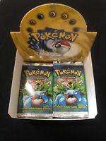 Original BASE SET Booster Pack - SEALED 1999 Pokemon Cards - LIGHT WEIGHED