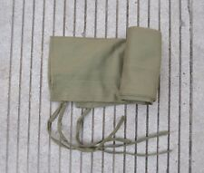 Vintage Vietnam Era NVA Chicom Canvas Rice Tube Marked