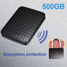 USB3.0 500GB Stable External Hard Drive Portable Laptop Mobile Hard Disk