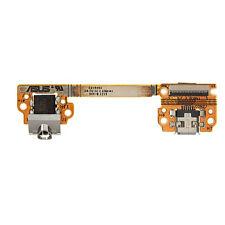 Headphone Jack Audio Charging USB Connector Flex Cable For Asus Google Nexus 7