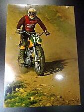 ansichtkaart 250cc Motocross CZ #12