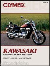 CLYMER MANUAL KAWASAKI VULCAN 1500 A10-A13 1996-1999 C3-C4 1996-1997 A C 99 98