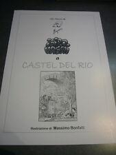 MAGNUS DAY 2013 - I GIROVAGHI - STAMPA AUTOGRAFATA MASSIMO BONFATTI - 100 COPIE