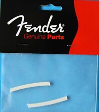Pair of Fender Melamine Nut Blanks, Stratocasters or Telecasters, MPN 0994920000