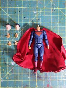 MAFEX DC Universe SUPERMAN Figure used loose USA seller