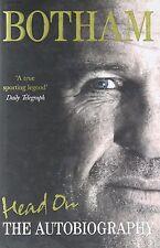 Head on - Ian Botham: the Autobiography by Ian Botham (Hardback, 2007)