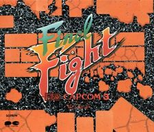 Official Japanese Audio CD OST  Capcom Final Fight G.S.M.CAPCOM 3