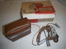 Vintage Kimco Electric Socks Mechanism & Original Box - No Socks
