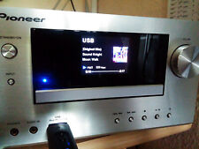 Pioneer XC-HM71-S Mini System - Network Streamer/CD/Receiver