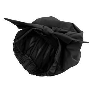1pc Shower Cap Waterproof Practical Kitchen Hair Wrap Bath Cap