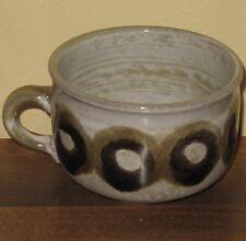 Vintage Ceramano German Pottery Coffee Mug Cup West Germany J08