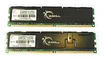 F2-6400PHU2-2GBHZ G.Skill 2GB (2 X 1GB) PC2-6400 DDR2 800MHz Memoria RAM