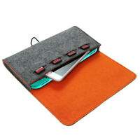 Nylon Soft Cloth Cover Case travel Carrying Pouch Bag for NS Switch Lite Console