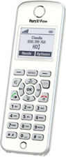 Weiße Schnurlose Telefon Telefonleitungen 1-Sets
