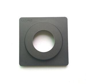 Luland  Horseman Lens Board 80*80mm Raised 10mm compur Copal #00 or #0 or #1
