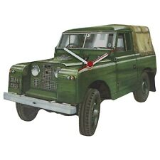 Lark Rise Designs Green Land Rover Wall Clock LRDWT5