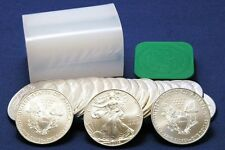 2009 American Eagle Silver Dollars - 1oz - Tube of 20 - Brilliant Uncirculated