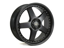 "20"" FR1 SIMMONS SATIN BLACK WHEEL & TYRE PACKAGE ON SALE NOW!!!"