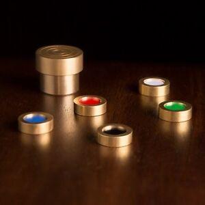 Mystic Chips - Professional Brass Model - Mentalism Close-up Magic