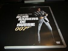 "DVD NEUF ""JAMES BOND 007 - BONS BAISERS DE RUSSIE"" Sean CONNERY"