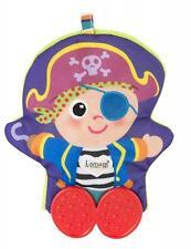 Lamaze LC27506 Make a Splash with Wash & Play Colourful Bath Puppet Yo Ho Horace