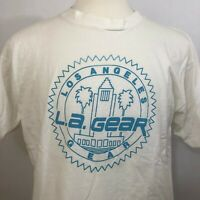 Vintage LA Gear Los Angeles Single Stitch T-Shirt