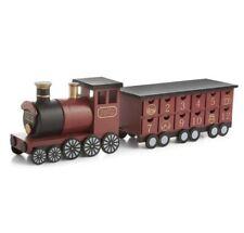 Primark Harry Potter Advent Calendar Wood Train Hogwarts 9 3/4 Platform Express