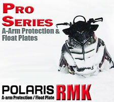 NEW: Polaris 2013-2015 Pro RMK Float & A-Arm Protection Guard set