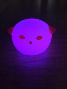 IKEA Spöka LED Colour Changing Ghost Night Light - Rare! #2
