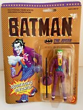 VINTAGE BATMAN THE JOKER ACTION FIGURE TOYBIZ 1989 AF-7