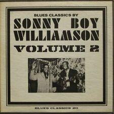 Sonny Boy Williamson Vol.2 SEALED LP Blues Classics #20