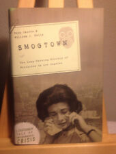 SIGNED Smogtown-Lung-Burning History of Pollution in LA Jacobs/Kelly-1st/1st HC