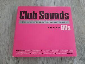 Club Sounds 90s von Various Artists (2015)
